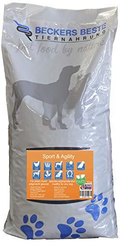 Sport & Agility | Beckers-Beste-Tiernahrung | glutenfreies Hundefutter | Trockenfutter für alle Hunderassen | hohem Fleischanteil in der Trockensubstanz | artgerecht & besonders gut verträglich | Holistic | gesunde Tiernahrung | aus liebe zu Deinem Tier