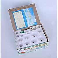 BG-YUFI YF Schröpfglas, 12 Dosen Schröpfgerät, Gasflasche, Entgiftung, Feuchtigkeitsabsorptionstank - preisvergleich bei billige-tabletten.eu