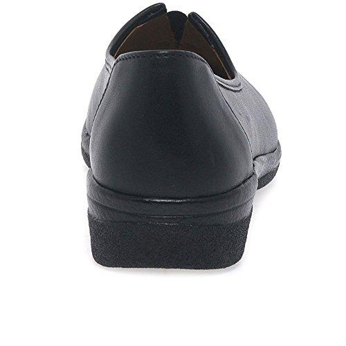 Gabor - Sneaker , Donna nero (Black Leather)