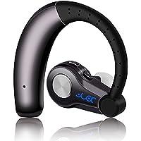 TTMOW Auriculares Bluetooth Inalámbrico Manos Libres con Micrófono Reducción de ruido CVC 6.0 para iPhone Samsung Huawei HTC, etc.- (Bluetooth 4,1, 240 horas en espera, Marrón)
