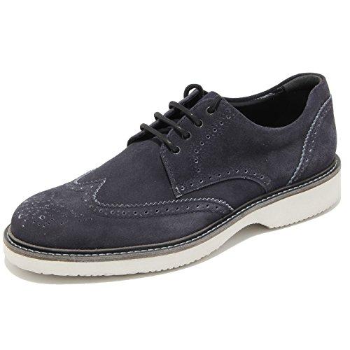 0719L scarpe uomo blu HOGAN route derby scarpe shoes men Blu