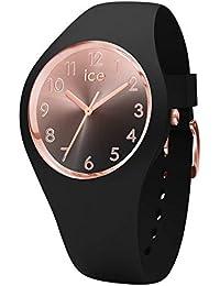 bdff81804e925 Ice-Watch Femme Analogique Quartz Montre avec Bracelet en Silicone 015746