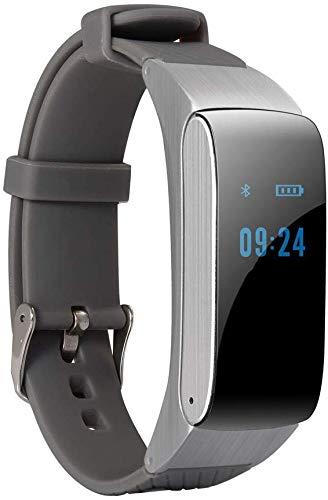 Nfudishpu Fitness Tracker Smart Wear Bracelet Health Monitor Bluetooth Call Watch Adecuado para Caminar, Correr, Bicicleta de montaña, Baloncesto, Danza, etc. 1