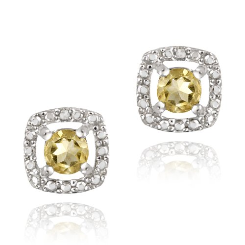sterling-silver-citrine-diamond-accent-square-stud-earrings