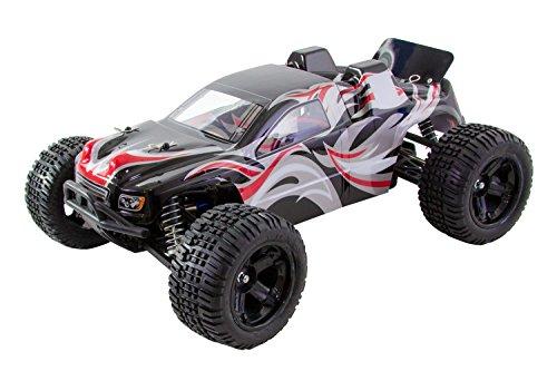 XciteRC 30308200 - Ferngesteuertes RC Auto - Truggy one 10 4WD RTR Modellauto M1:10, schwarz*