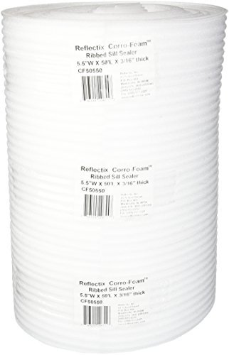 reflectix-cf50550-55-x-50-white-sill-sealer-by-reflectix
