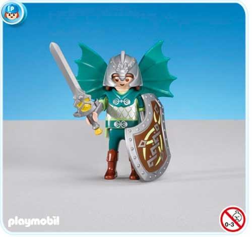 Playmobil® 7972 - Anführer der Grünen Drachenritter