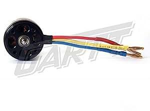XT-XINTE 1 pièce GARTT MT-010 190W 3600KV moteur DC sans balais pour RC Toy hélicoptère
