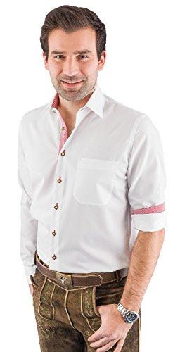 arido Trachtenhemd Herren langarm 2830 255 50 46