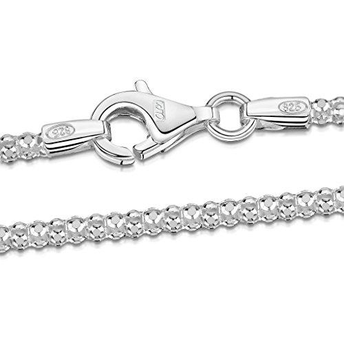 925-sterling-silver-25-mm-diamond-cut-popcorn-coreana-chain-size-16-18-20-22-24-inch-40-45-50-55-60-