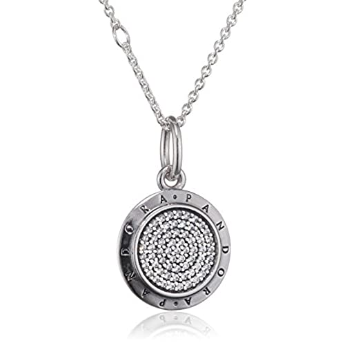Pandora necklace amazon pendant pandora 39375cz 70 aloadofball Image collections