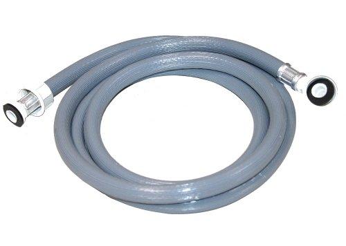 Preisvergleich Produktbild Aerzetix: 2 m Schlauch für Waschmaschine Wasserschläuche Waschmaschinenschlauch
