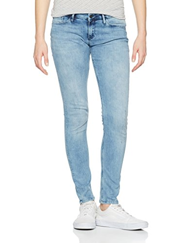 Cross Damen Skinny Jeans Adriana Blau (Light Blue 206)