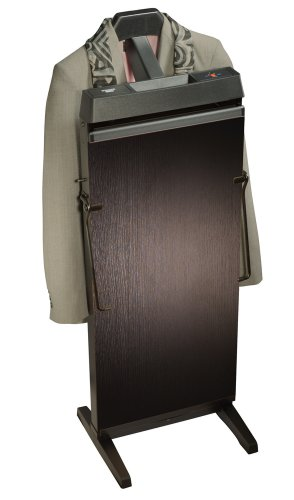 41OEEdAO0OL - Corby of Windsor 3498-22 Trouser Press, Black Ash Wood Effect Finish