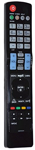 Neohomesales New LG AKB72914207 Remote Control Works for Home LCD/LED Theater System 3D