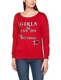 Springfield, Sweatshit à Capuche Sportswear Femme