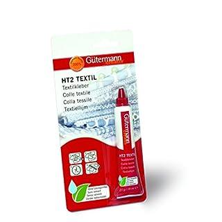 Gütermann 639818 Textilkleber Nähmaschinen und Zubehör HT2, 20 g