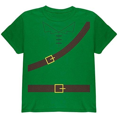 Kostüm irischen Grüne Jugend T-Shirt-Jugend X-Large (Irische Kostüme Für Kinder)