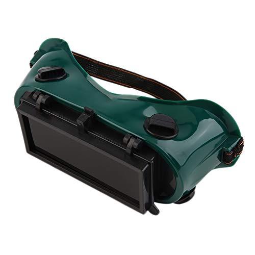 New-green Durevole Super Offerte di saldatura Occhiali occhiali da saldatore portatile con Flip Up