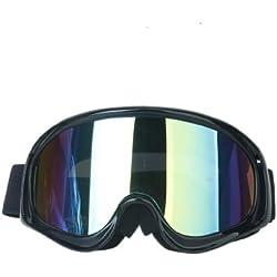 Gafas para motocross negro negro