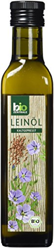 Image of biozentrale Leinöl, 3er Pack (3x 250 ml)