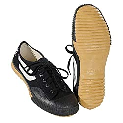 KWON Zapatillas lona para...