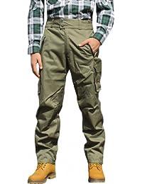 0c0ebc2ba4 Amazon.es  hombre color verde caza - Últimos tres meses  Ropa