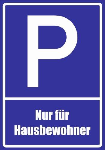 kiwistar-parkplatzschild-alu-verbund-kein-pvc-nur-fur-hausbewohner-30-x-21cm