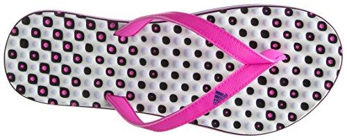 adidas Damen Eezay Dots Dusch-& Badeschuhe, Pink (Shock Pink/Collegiate Royal/Aero Blue 0), 42 EU