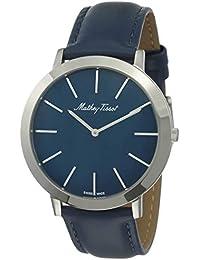 Mathey-Tissot Analog Blue Dial Mens Watch - H7915ABU
