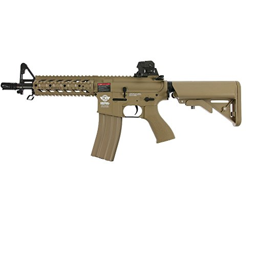 Softair - G&G Armament M4 CM16 Raider - ab 14, unter 0,5 Joule Desert