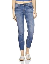 Jealous Club21 Women's Cropped Jeans