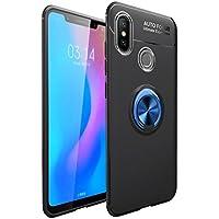 Shinyzone Xiaomi Mi 6X Hülle,Xiaomi Mi A2 Hülle,Schwarz und Blau mit Ring 360 Grad Drehbarer Stand,Ultra Dünn... preisvergleich bei billige-tabletten.eu