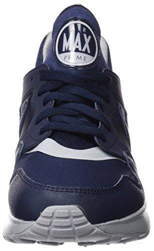 Nike Air Max Prime, Scarpe da Running Uomo Blu (Obsidian/Obsidian/Wolf Grey)