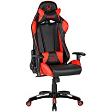 Woxter Stinger Station Red - Silla gaming (Eje acero,sistema de levantamiento por gas