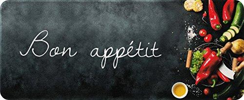 ID Mate Decor de Cocina Bon Appetit Decor de Cocina, Fibra sintética,