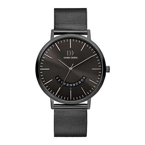 Danish Design Reloj Analógico para Hombre de Cuarzo con Correa en Acero Inoxidable IQ66Q1239