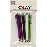 Kolay High Capacitive Aluminium Stylus Pen for Nokia Lumia 725 (Pack of 5) preiswert