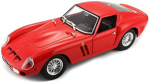 Bburago Maisto France- Ferrari 250 GTO 1/24 Bburago, 26018