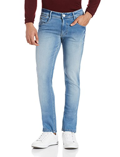 Parx Men's Tapered Jeans