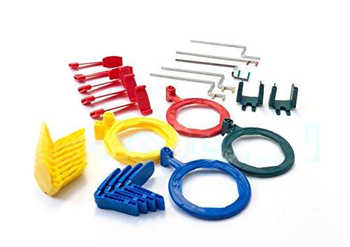 Denshine Dental Röntgenkomplett Positioning System XCP-DS Type Stellungs Holders FPS 3000 (Bite Block)