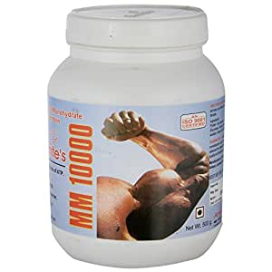 Ankerite MM 10000 Mass Gainer With Creatine, Whey Protein- 500 g