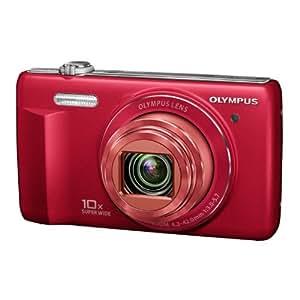 Olympus VR-340 Appareil photo numérique  16 Mpix Zoom optique 10x Rouge