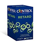 Control Retard, 24 Profilattici Ritardanti, Standard