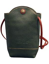 4f9c6293883 Fannyfuny bolsos Mochilas Mujer y Chica De PU De Cordón Bolsos Casual Mujer  De Gran Capacidad