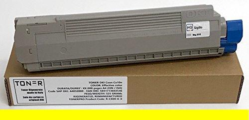 Preisvergleich Produktbild Toner Oki MC851 MC861 MC851dn MC851cdtn MC861dn MC861cdtn - GELB - 7.300 Seiten A4 (EIN / ISO) - Oki SAP Code: 44059165 - Oki EAN: 5031713052623 - Gewicht: 525, 6 Grams - REGENERIERT - RENOVIERT