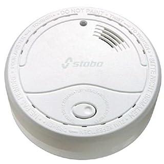 Stabo Elektronik 51113 Rauchwarnmelder, 9V mit 85 dB Alarm