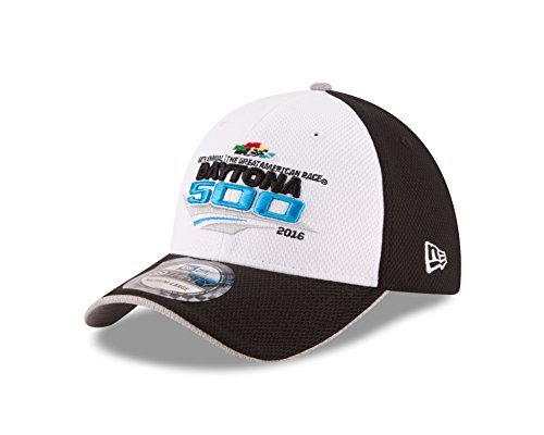 NASCAR 2016 Kid 's 39THIRTY Stretch Fit Drivers Cap, unisex, 11243718, Schwarz , Child/Youth