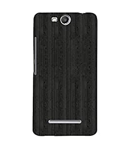 Black Wood Background 3D Hard Polycarbonate Designer Back Case Cover for Micromax Canvas Juice 3+ Q394 :: Micromax Canvas Juice 3Plus Q394