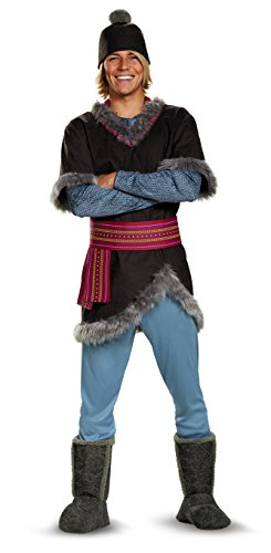 xe Adult Fancy dress costume X-Large (Deluxe Frozen Kostüm)